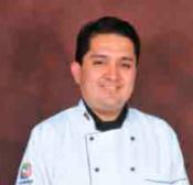 Chef Alfredo Salazar