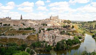 Toledo, Kota Berarsitektur Kuno Yang Elegan Di Spanyol