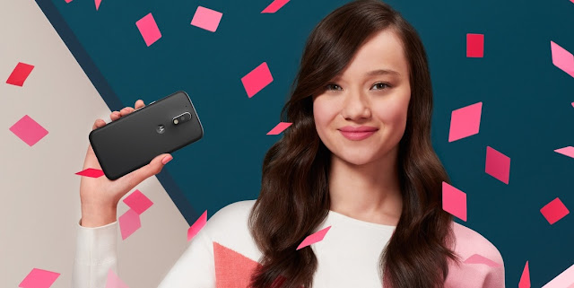 Lenovo Announced Moto G Play with 5-inch Display