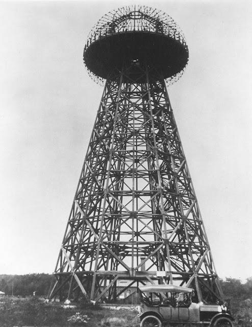 Torre Tesla | ¿Qué es y para qué sirve? | Características + Propósitos de Nikola Tesla | Wardenclyffe Tower