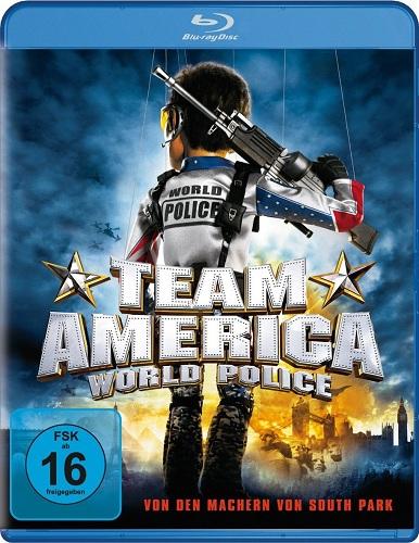 Team America: World Police 2004 - Biệt Đội Mỹ [hd]