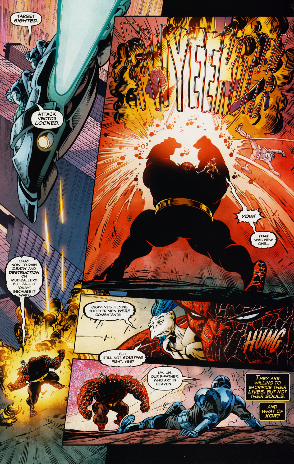 Read online Trinity (2008) comic -  Issue #39 - 20