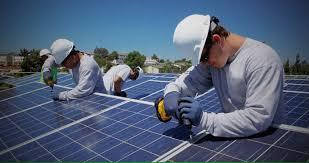 Como é instalado o sistema de energia solar