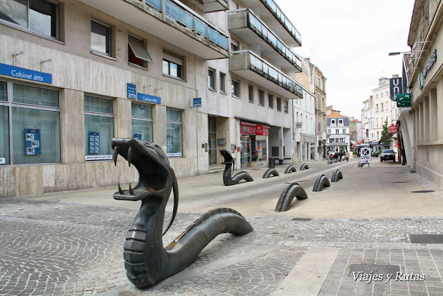 Serpiente de Niort