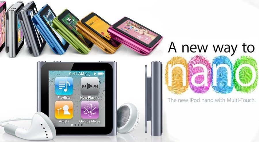 Slave2Tech: Apple Ipod Nano 6th Gen: 8gb - PHP 8,000 16gb ...