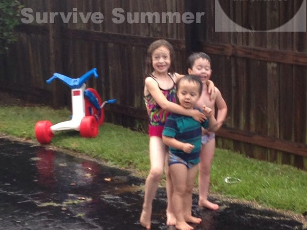 Summer Sanity: 3 Tips To Survive The Summer