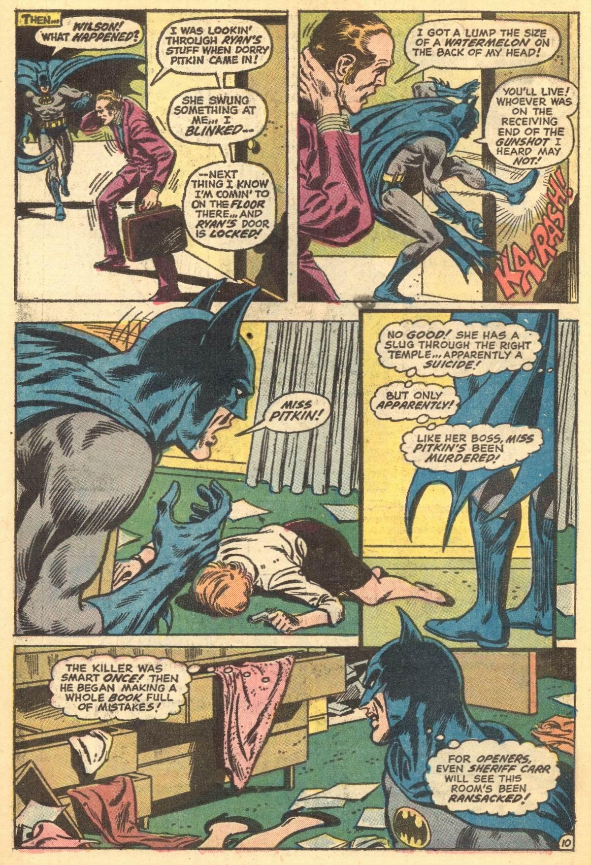 Detective Comics (1937) 431 Page 13
