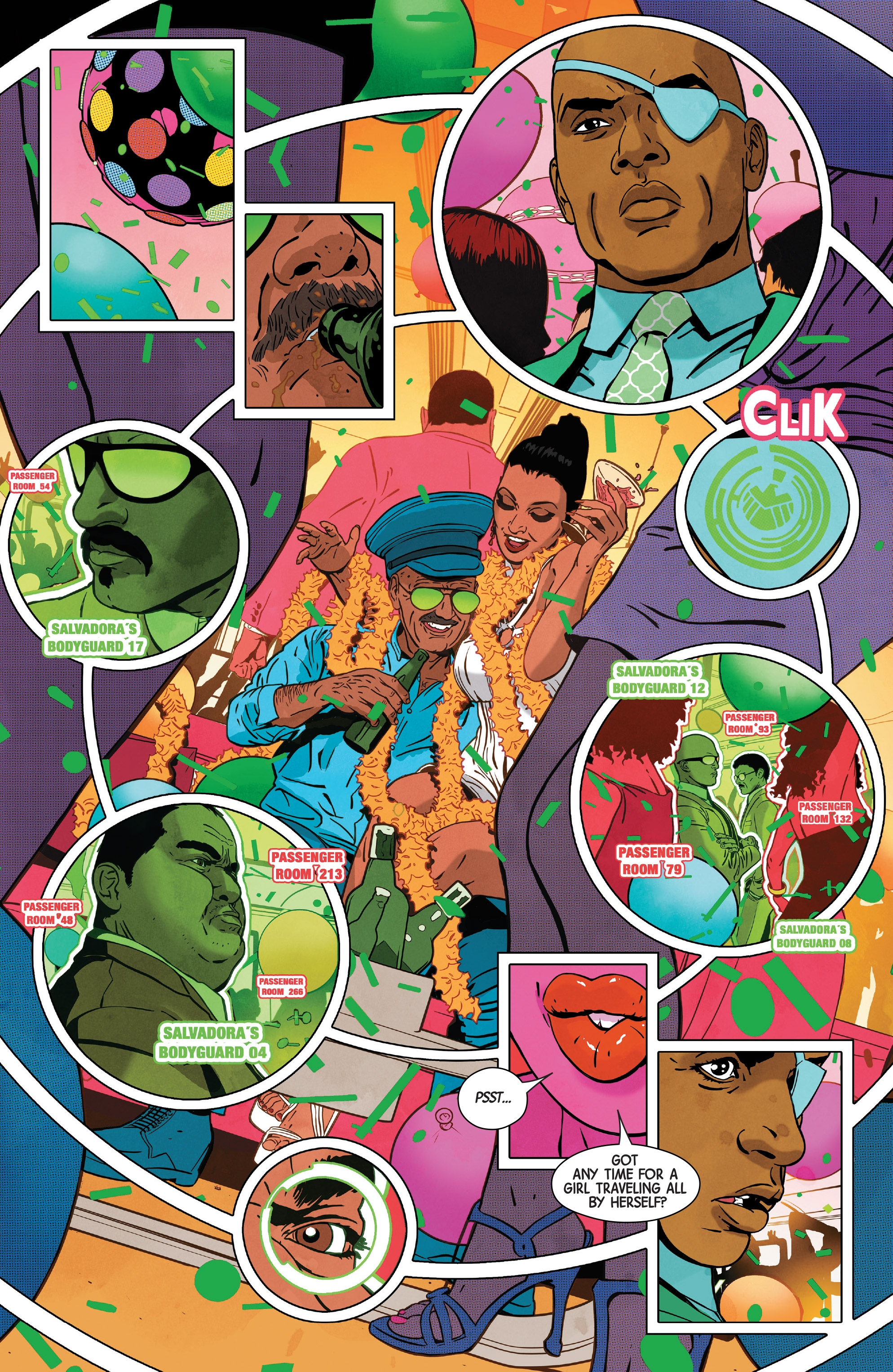 Read online Nick Fury comic -  Issue #3 - 9