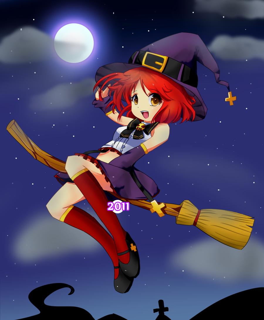 Cute Anime Halloween Wallpaper Wallpapers Happy Halloween 2011 Feliz Halloween
