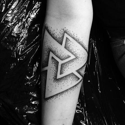 Los Brutales Tatuajes Vikingos Ideas Y Su Significado Belagoria