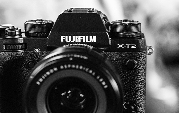 New features of the Fuji X-T2
