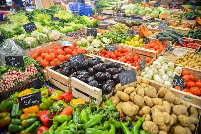 Poids moyen et rendement des fruits et légumes