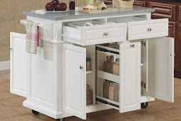 Kitchen Islands Movable