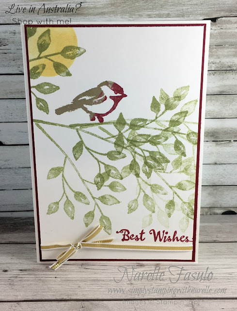 Petal Palette - A wonderful stamp set full of flowers, foliage and wonderful sentiments - get yours here - http://bit.ly/2EToWS9
