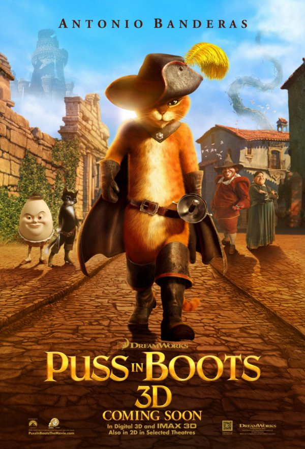 Beyond Review Of Puss In Boots