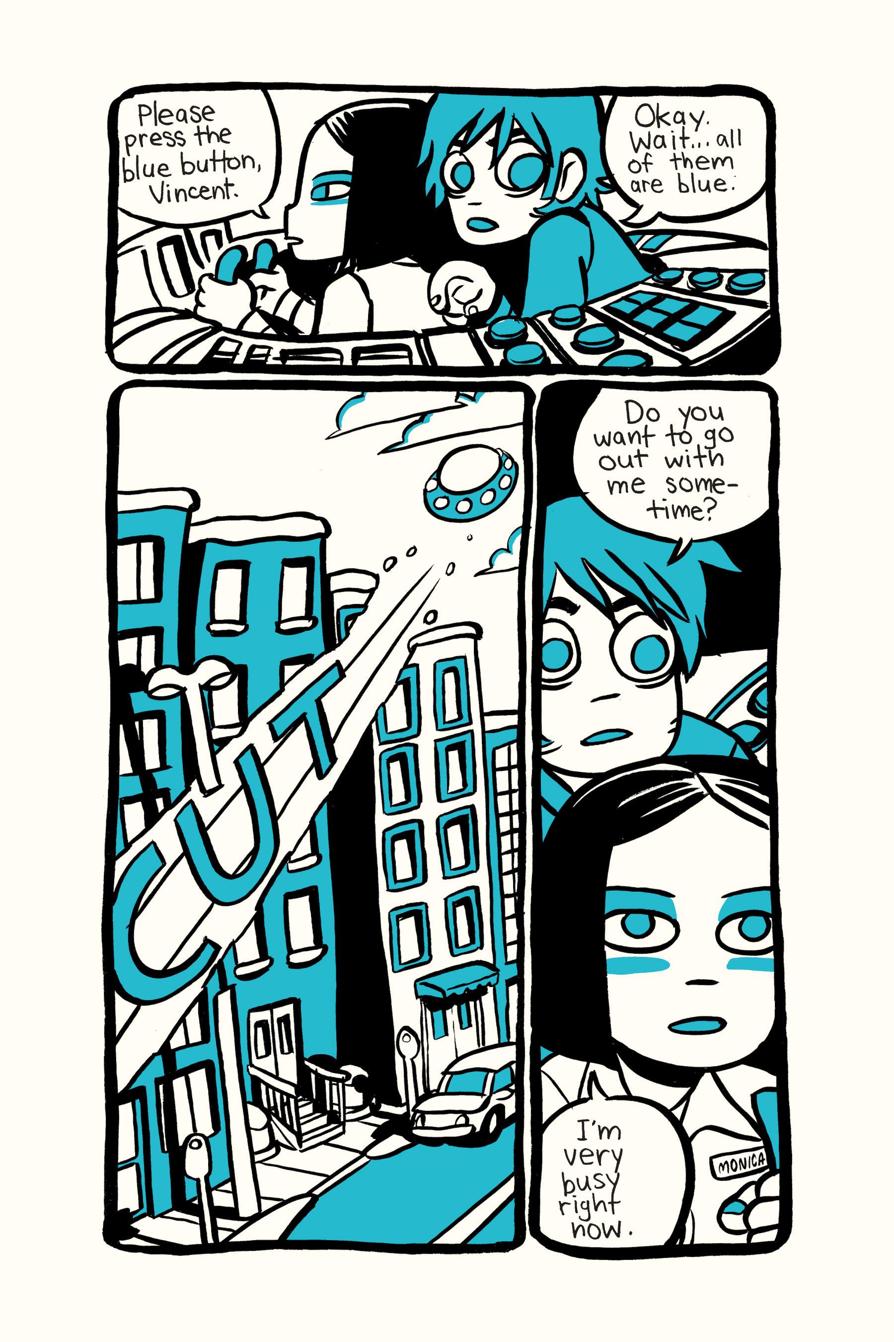 Read online Scott Pilgrim comic -  Issue #2 - 192