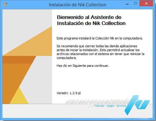 Google Nik Collection 1.2.9.0 Full Español