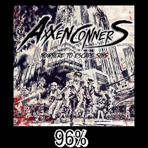 Reviews: Axxen Conners - Nowhere To Escape Sins