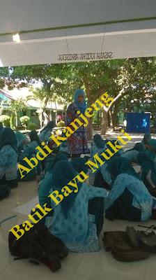 abdi kanjeng - Pelatihan Batik Bayu Mukti