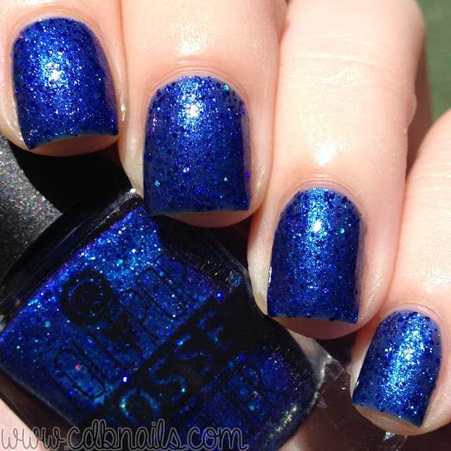 Lollipop Posse Lacquer-I Am No Bird