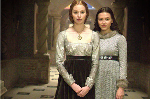 Queens of England: The White Queen's daughters