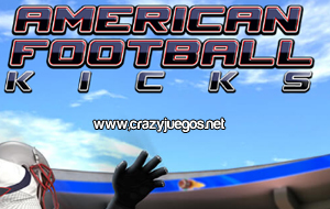 Jugar American Football Kicks