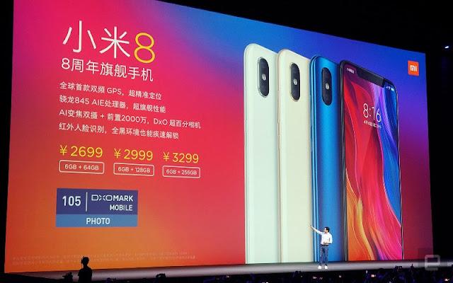 xiaomi-mi-8-prices