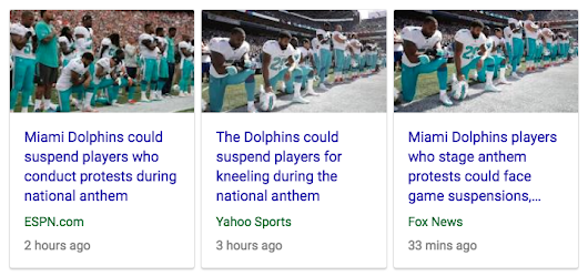 45 49 197 | Miami Dolphins announce plan to suspend players who protest National Anthem, July 19, 2018, by the numbers