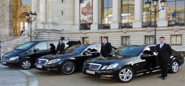 private car service paris