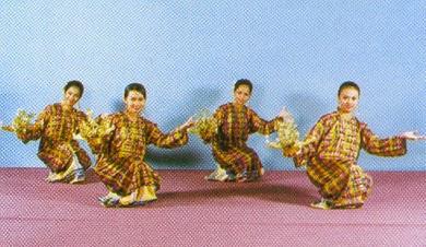 macammacam budaya di indonesia seni tari jambi