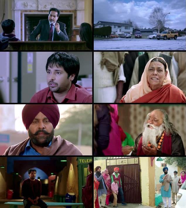 Love Punjab 2016 Punjabi 480p HDRip
