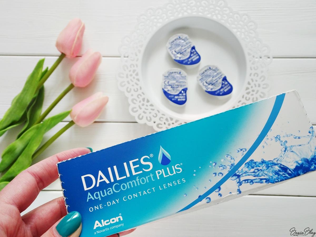 Alcon DAILIES® AquaComfort Plus soczewki jednodniowe