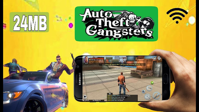 Download Auto Theft Gangsters Mod Apk Game