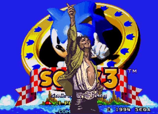 Michael jackson sonic 3