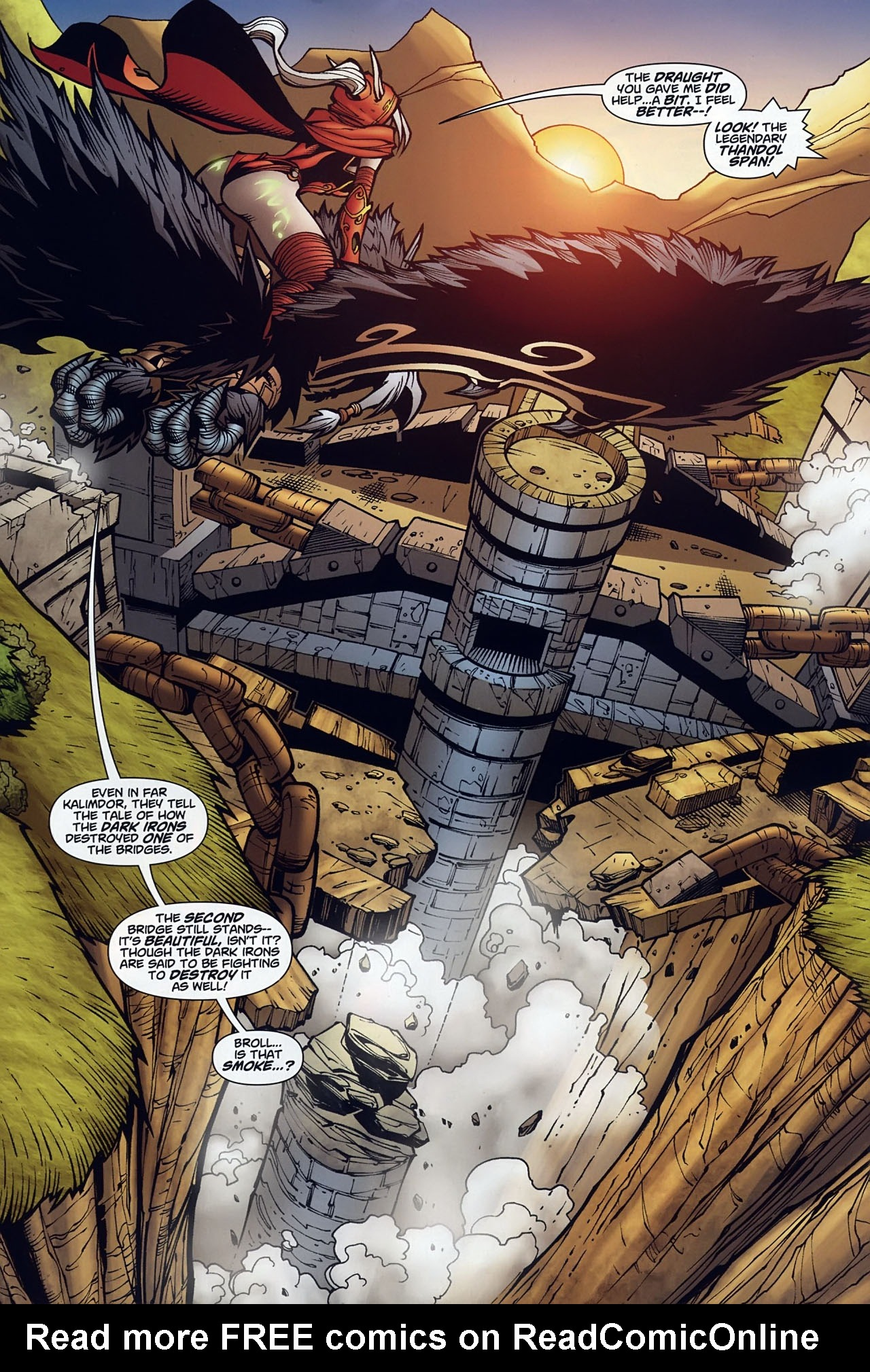 Read online World of Warcraft comic -  Issue #10 - 6