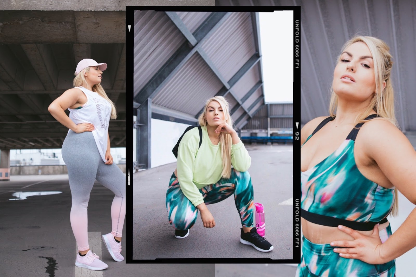28a495eef2ad93 The Primark Alice Liveing Sportswear Collection 2019 | Style Me Curvy