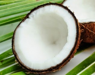 Without the manufacture of Coconut Oil Cooking Process