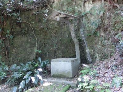 鎌倉五名水・不老水