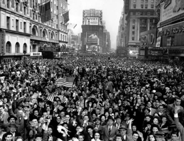 Saat-Saat Berakhirnya Empayar Nazi