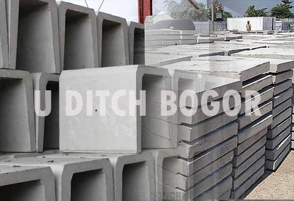 HARGA U DITCH BOGOR