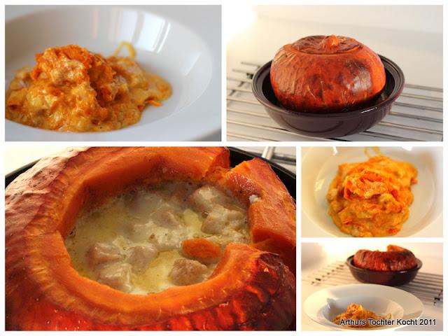 Das berühmte Rezept für die berühmteste Kürbissuppe der Welt: Kürbissuppe nach Paul Bocuse | Arthurs Tochter kocht. Der Blog für Food, Wine, Travel & Love von Astrid Paul