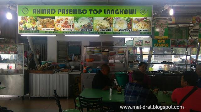 Tempat Makan Best di Langkawi Rojak Pasembor