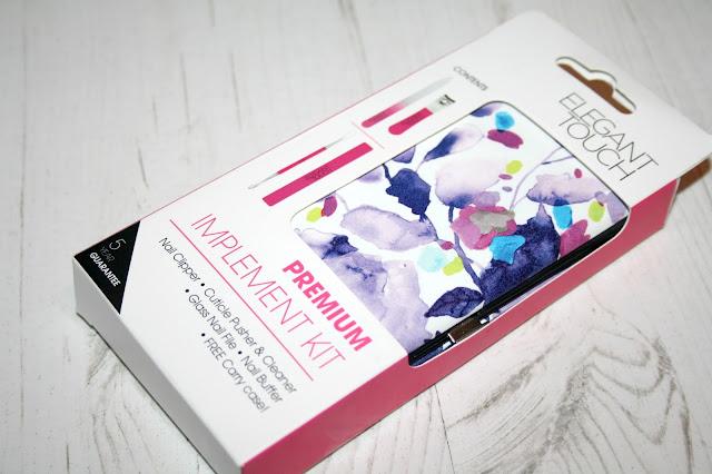 Elegant Touch Premium Implement Kit