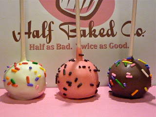 Cake Pops in Valencia, CA and Burbank, CA