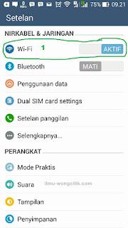 Cara Mengetahui Alamat Ip Di Android