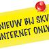 Nieuw bij SKV: Internet Only