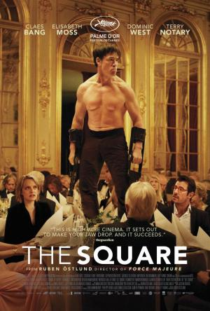 The Square (HD 1080P y Español- Inglés 2017) poster box code