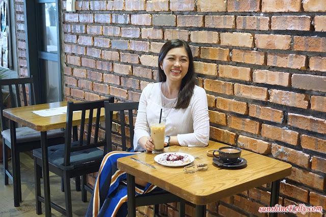 Cafe, chill out cafe, the bloom cafe, City Staycation, Bloommaze Boutique Hotel, Hotel in Puchong, Hotel Review, Boutique Hotel Review, ootd, hotel