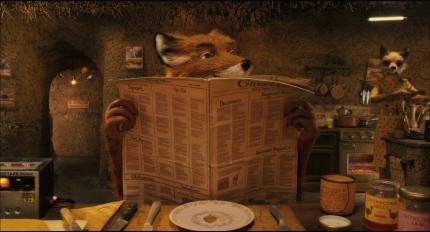 Research Project Fantastic Mr Fox