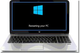 Mengapa Komputer dan Laptop Terus Restart dan mati dengan sendiri nya